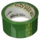 СКОТЧ 50*66 NovaRoll (40 мкм) Зеленый Сталкер