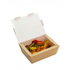 Коробка ланчбокс ECO LUNCH 600, 150*115*50  /350